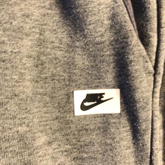 Nike women's grey joggers